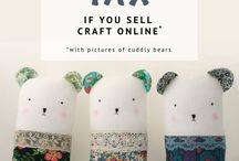 Selling crafts know-how / How to increase sales and promote your craft business.