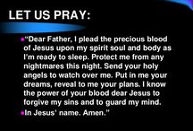 Morning worship prayer