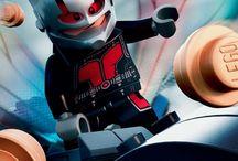Ant-Man 8th Birthday Party