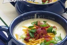 Souper Duper Yummy / Soups