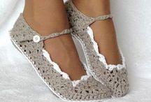 Slippers - Booties - Socks