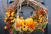 craft decor - fall