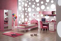 Genç Odaları / En şık ve modern genç odaları Show Mobilya'da.