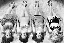 La Tiburona moda vintage - vamos a la playa con estilo / vestidos, faldas, tops, shorts, bikinis y trajes de baño - toda la moda vintage de LA TIBURONA Lounge Boutique en Merida Yucatan
