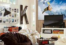 Home ~ teen hangout room