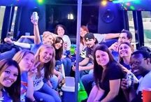 Vip Party Bus / For more details visit http://www.mynycpartybus.com/