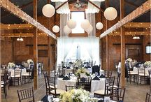 My wedding decor ideas / Navy, ivory rustic chique