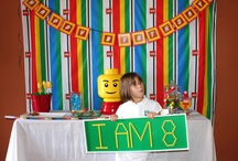 Our Lego Party