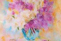 Floral Paintings