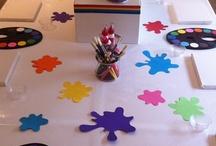 Art Party: Creative DIY Ideas