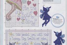 Cross Stitch - Fairies/Princess
