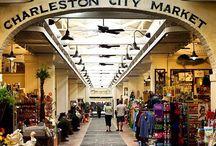 Charleston Vacation