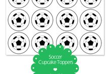 Futbol Soccer Party