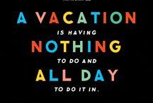 Vacation / Holiday Love