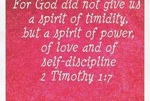 Bible and Faith