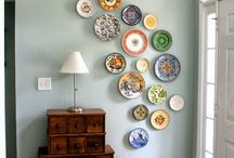 Wall plates display