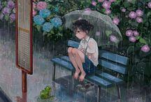 rain.