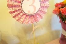 Birthday party ideas / by Joni McBryant