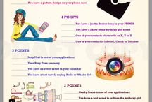 Birthday party ideas / by Katie Kantor