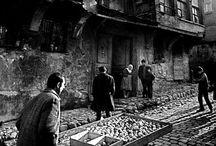 """Ara Güler / Born at  Istanbul, Turkey on August 16, 1928 Ara Güler is an Armenian-Turkish photojournalist, nicknamed """"the Eye of Istanbul"""" or """"the Photographer of Istanbul"""""""