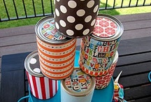 Amusing Party / Ideas for an amusement park themed birthday extravaganza.