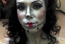 makeup čaroděj