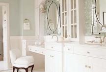 Bathroom Ideas / Master bathroom inspiration and ideas with a Hamptons touch