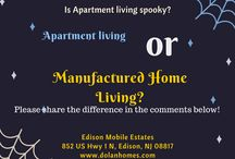 Why Manufactured HOme Living???