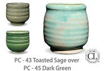 Keramikkfarger