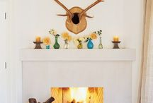 fireplaces / heating