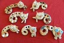 Keramika děti