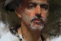 Portrets & Art