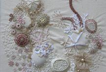 3D embroidery / by Yvonne Fairfax-Jones