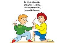 Pohybové básničky,hry pro děti
