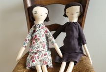 Lovely dolls and softies