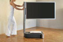 Tv holder