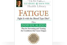Defy fatigue / by D'Adamo Personalized Nutrition: the blood type diet