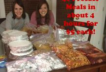 Freezer/Crock Pot Meals / by Stephanie Hunt