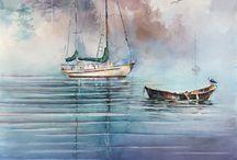 Art - Artist Michael David Sorensen / by Donna Binkley