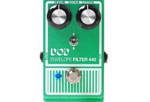 DOD Pedals / by Sam Ash Music