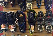 Snowshoes / Here in Vermont, winter snowshoeing is a way of life. We've chosen to carry the Crescent Moon, MSR, and Redfeather snowshoe brands because they are innovative and made in the USA. Plus we're here to answer questions and offer advice.