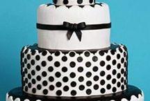BLACK & WHITE Wedding / Black and white wedding