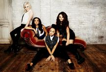 I'm a mixer  / I love Perrie, Jesy, Jade, and Leigh-Anne