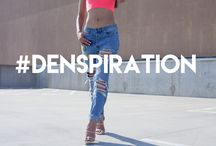#Denspiration / These Demin Looks Are Sure To Turn Heads!