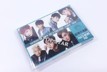 Korean Pop Star Memo Pad