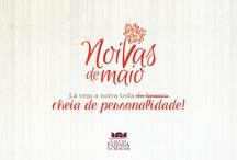 Especial #noivasdemaio