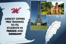 MERICET Offers Free Training