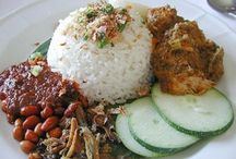 Indonesian Rice: Nasi Uduk