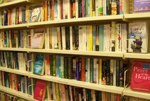 Our Shop / A few pins from around our shop / by Oxfam Books and Music Beeston