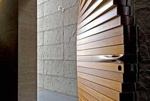 Extraordinary Doors / Whether it's unusual design, color or materials, doors can make a remarkable statement.
